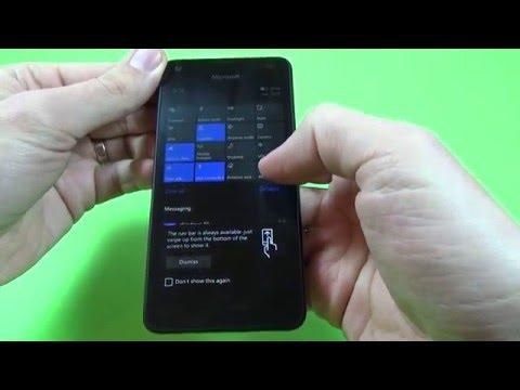 Microsoft Lumia 550 - How to add an account