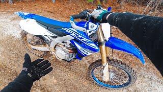 first Ride 2019 Yamaha YZ450F - Motocross Action Magazine