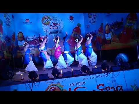 Dekho Aloy Alo Akash Choreography By SFA Ramon