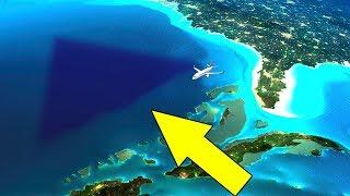 Auf wundersame Weise überlebender Pilot erzählte, was er im Bermudadreieck sah