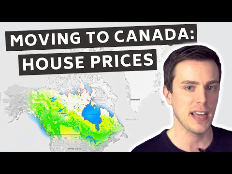 Buying A House In Canada: Toronto House Prices