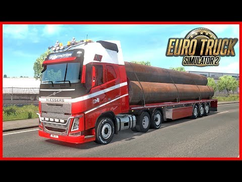Euro Truck Simulator 2 - Road to Stockholm, Sweden   Trinidad Trucker 🇹🇹 from YouTube · Duration:  19 minutes 57 seconds