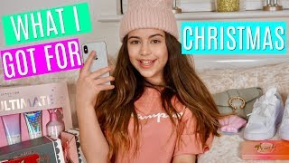 What I Got For Christmas - Sophia Grace Merry Christmas and a Happy...