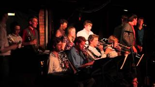 Chattanooga Choo Choo - Manchester University Big Band (2013)