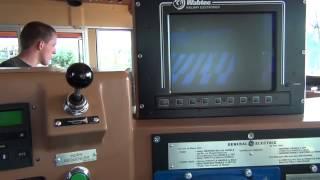Cab Tour of BNSF 6967 At Fullerton Railroad Days!