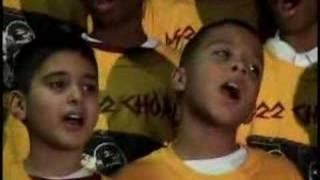 PS22 Chorus 7 Principles Of Kwanzaa (2007 Holiday Choral Concert)