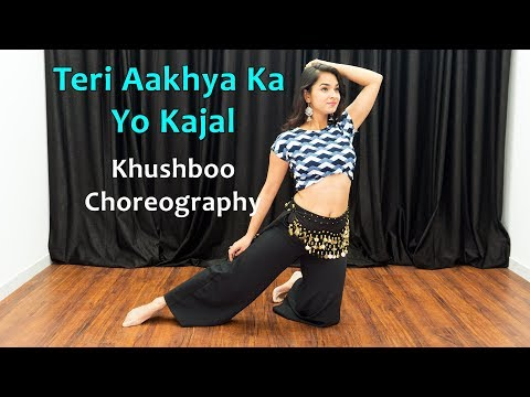 Teri Aakhya Ka Yo Kajal Song Dance Choreography | Haryanvi Songs Dance | Hindi Songs Dancing Girls