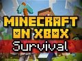 Minecraft for Xbox - Survival Ep. 2 - Forest, Your Wood Is Mine! (Xbox 360)