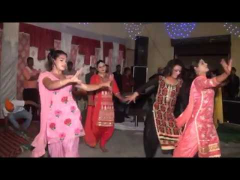 Bhole Di Baraat Naklan Pind Mukandpur HD Video