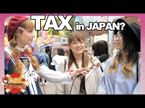 DO JAPANESE want the new SAYONARA TAX in Japan?