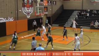 brenden mcnamara junior year highlights
