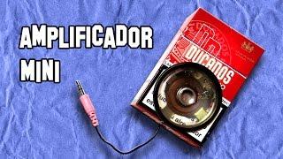 Como Hacer un Amplificador Para Smartphone Con un LM386 - Experimentos Caseros - LlegaExperimentos