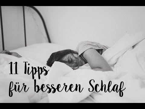 11 Tipps für besseren Schlaf - Satte Sache | Ernährung verstehen