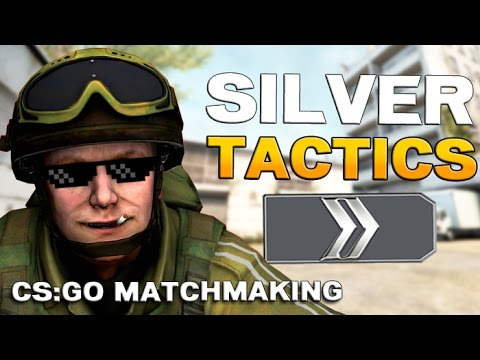 [Sorry, Mic ist etwas leise] CS:GO SOLO Matchmaking German - Silver Tactics!