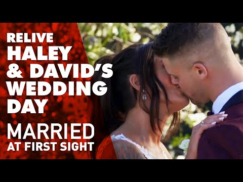 Hayley and David's wedding | MAFS 2020