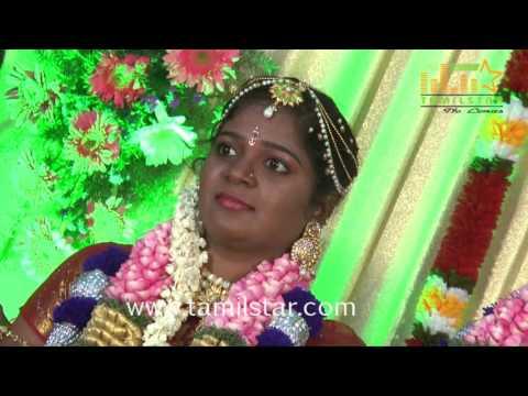 Gana Ulaganathan Daughter wedding Reception