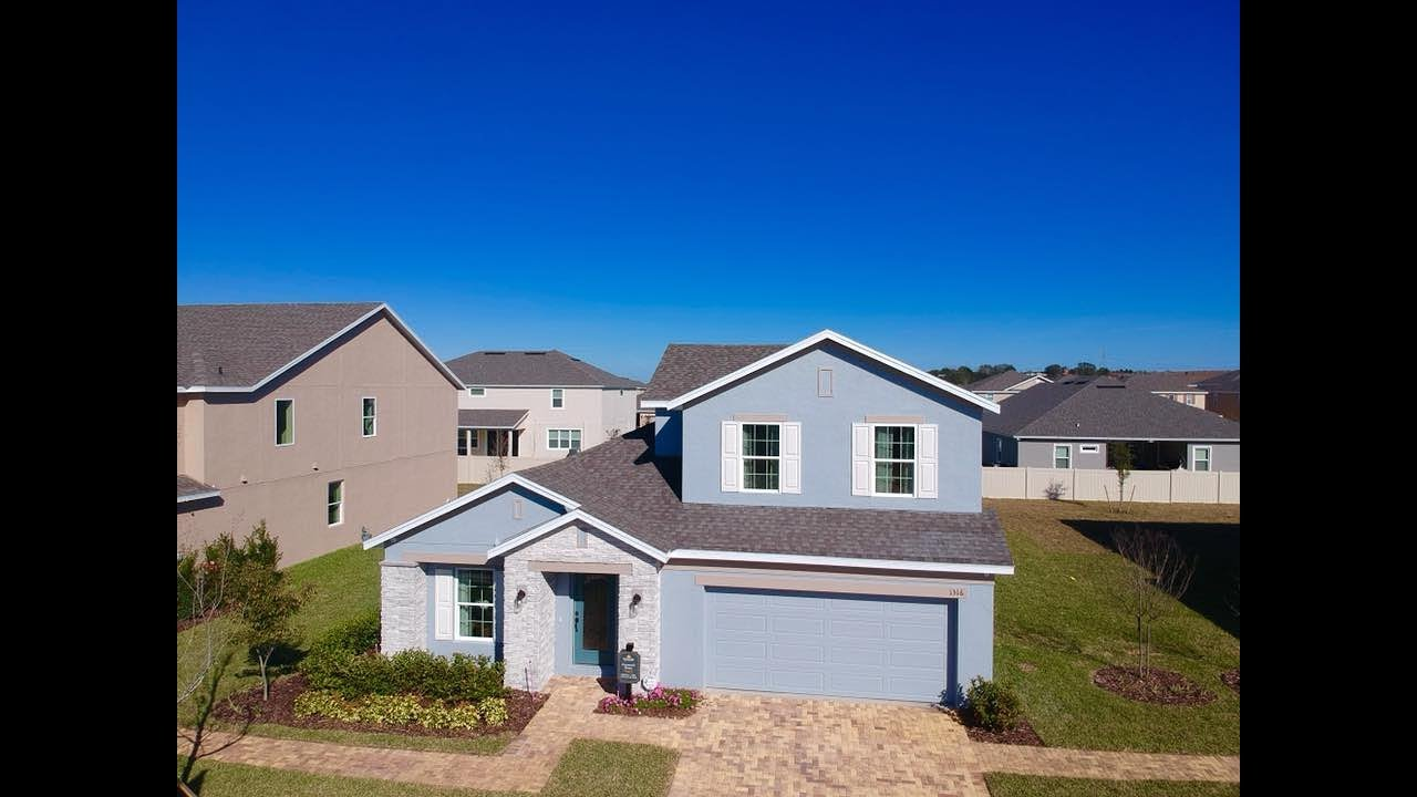 Orlando new homes ardmore reserve by hanover family builders in miineola greenwich model