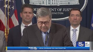 AG William Barr: NAS Pensacola shooter motivated by jihadist ideology