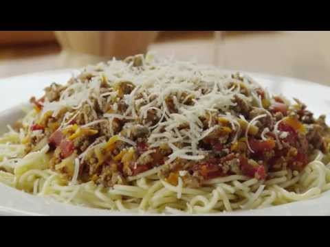 How to Make Spaghetti Sauce | Pasta Recipes | Allrecipes.com