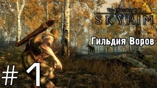 TES V: Skyrim - Гильдия Воров - Серия 1 (Прессуем!)