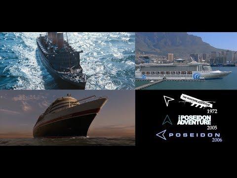 The Poseidon Adventure (1972/2005)/Poseidon (2006): Side-by-Side Comparison