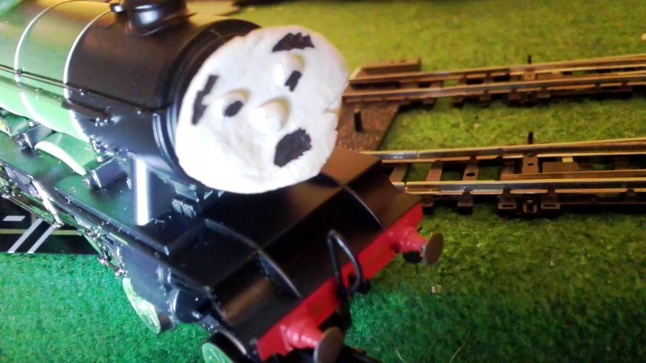 Gordon Saves Flying Scotsman - YouTube