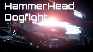 Star Citizen 3.3.0z - HammerHead vs HammerHead vs HammerHead   2080-Ti   SYNCHRONIZERZ   4K