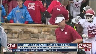 Bob Stoops vs. The SEC