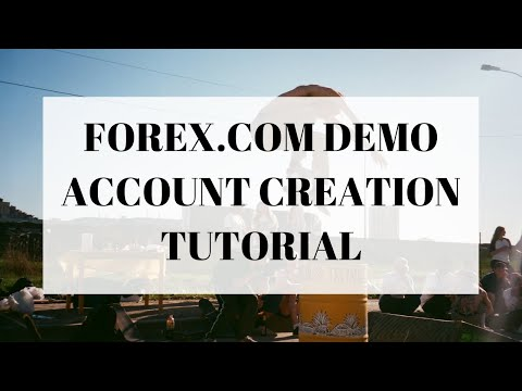Forex com demo account