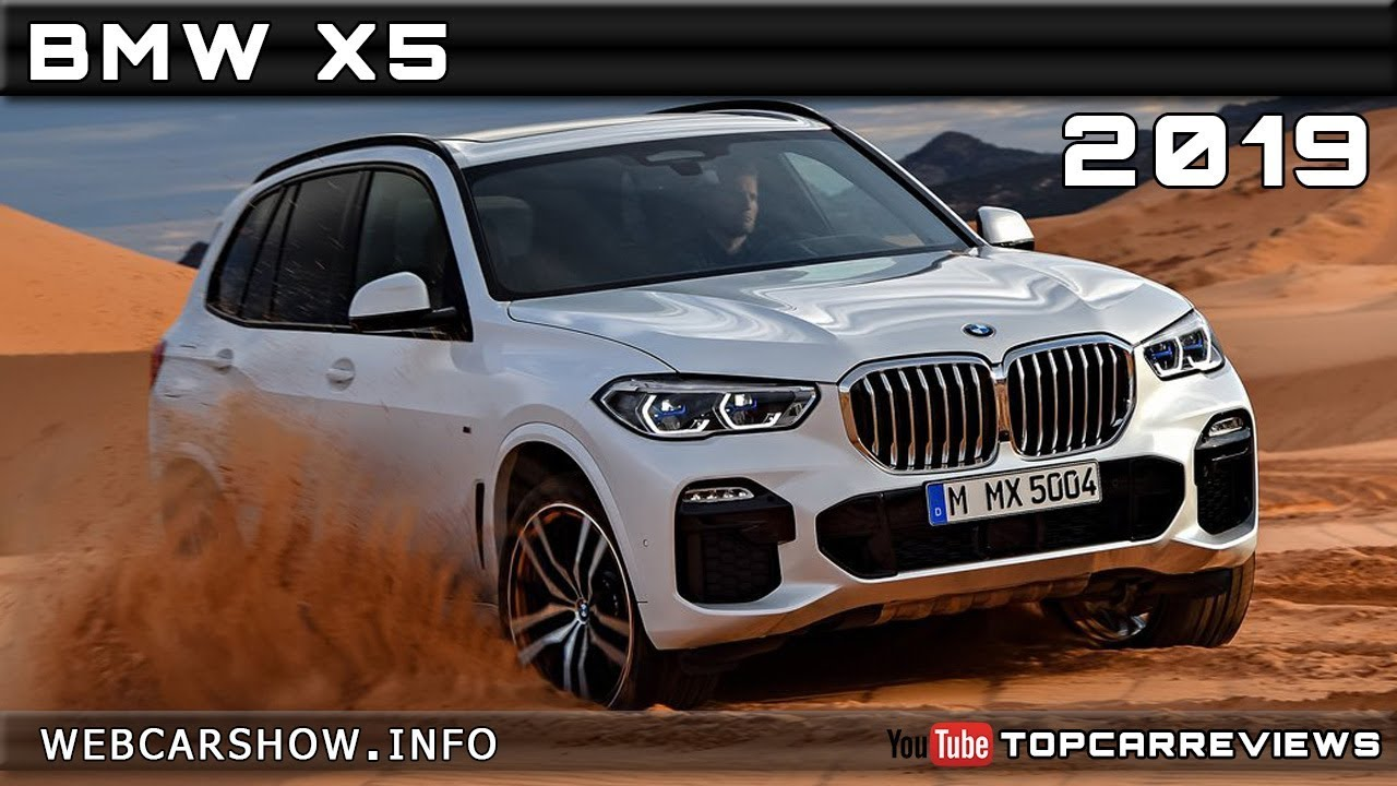2019 bmw x5 review rendered price specs release date