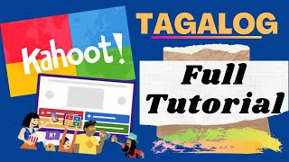 KAHOOT TAGALOG STEP BY STEP GUIDE (FULL TUTORIAL)