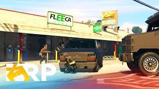 GTA 5 ROLEPLAY | YDDY:RP #20 - ОГРАБЛЕНИЕ БАНКА! (ПРЕСТУПНИК)