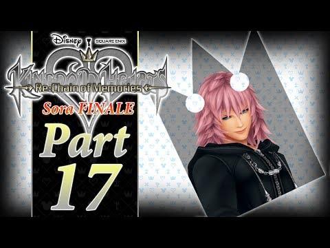 THE GRACEFUL ASSASSIN - PART 17 (SORA FINALE)  - Kingdom Hearts RE:CoM HD PS4