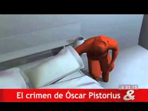 El crimen de Óscar Pistorius