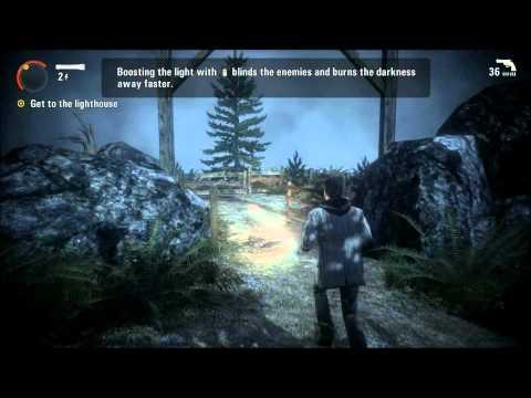 Alan Wake PC Gameplay EVGA GTX 460