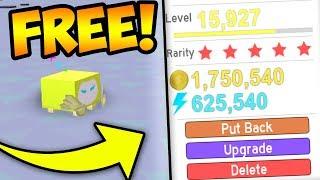 How To Get *FREE* RAINBOW DOMINUS | Pet Simulator ROBLOX