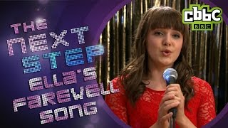The Next Step - Series 3 Episode 22 - Ella's Farewell Song