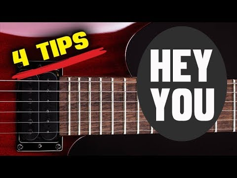 Why You're NOT Getting Better at Guitar (4 Tips /Solutions)