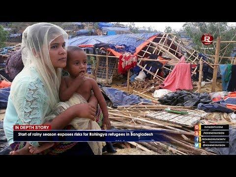 Rohingya Daily News 19 April 2018