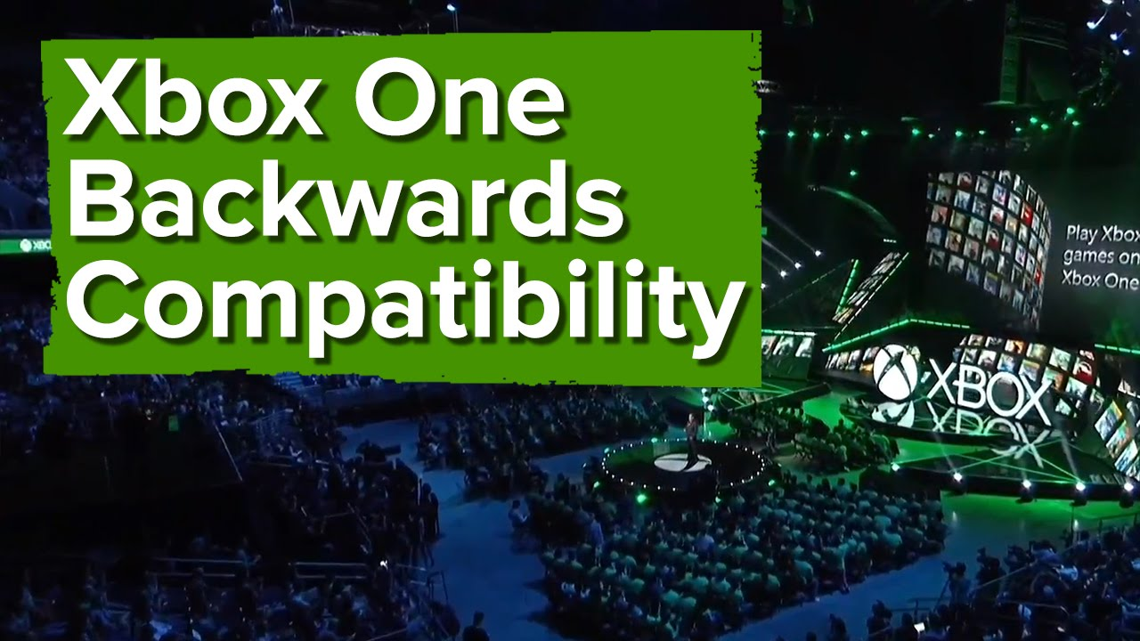 Update: Microsoft Gives Xbox One Backwards Compatibility for