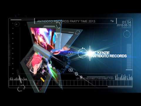 Antidoto Records Party Time - zapowiedz Klub Sun Set 26.10.2013Dj`s Gabriel Delgado,Andy Stroke,
