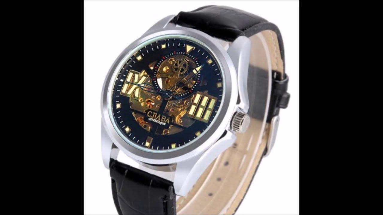 trend horloges design horloges led horloges dames heren youtube. Black Bedroom Furniture Sets. Home Design Ideas