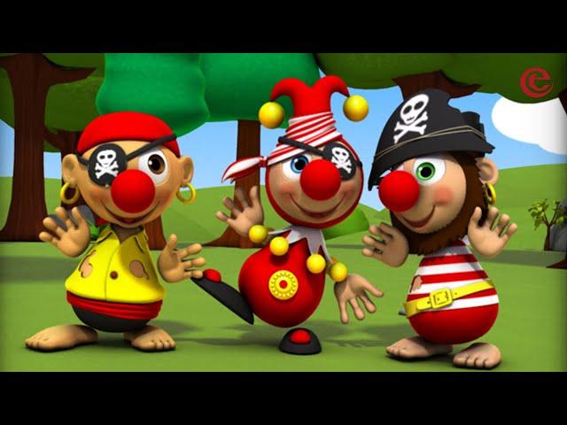 Jokie - Piraat - Efteling