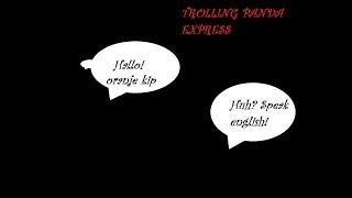 TROLLING IN DUTCH AT PANDA EXPRESS | Roblox trolling