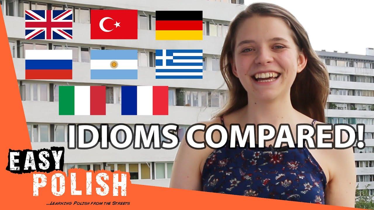 Polish Idiom Compared: Not My Circus Not My Monkeys   Easy Polish 139