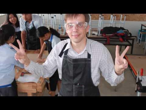 Year 8 Design & Technology (Woodwork Class)
