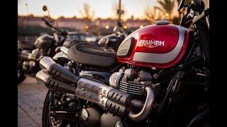 2017 Triumph Street Scrambler
