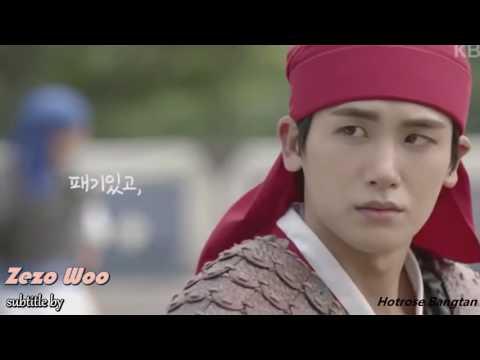 Taehyung V FT Jin - Even If I Die, It's You (Hwarang) OST pt2 FMV [ARABIC SUB] مع النطق