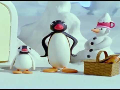 Pingu: Pingu Digs a Hole