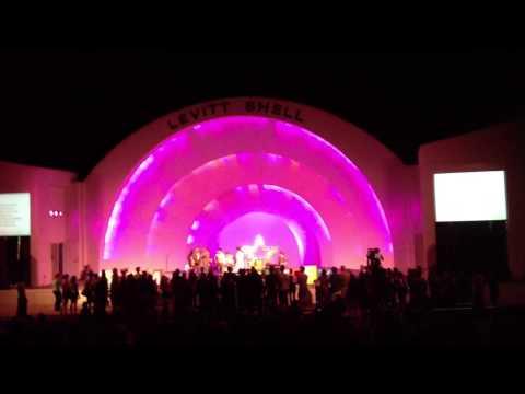Star & Micey Jesus & the Devil at Levitt Shell 9/19/13